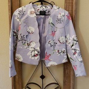 NWOT Lavender fashion blazer